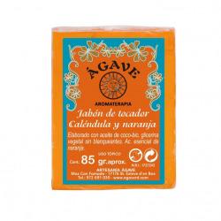 Jabón de tocador Naranja y Caléndula