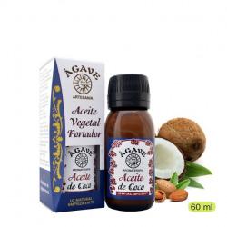 Aceite de Coco 50% y Almendra