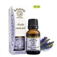 Hisopo. Aceite esencial Cosmética natural, Ágave