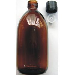 Botella 500 ml (1unid) obturador