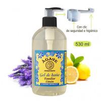 Gel-de-Limon-Baño-y-ducha-Cosmética-natural-Ágave
